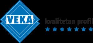 VEKA-logo-kvalitetan-profil